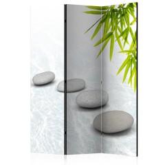 Artgeist 3-teiliges Paravent - Stoic Calm [Room Dividers]