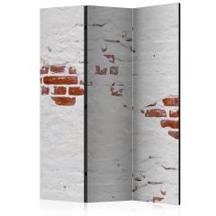 Artgeist 3-teiliges Paravent - Stony Secret [Room Dividers]
