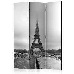Artgeist 3-teiliges Paravent - Tower in the Fog [Room Dividers]