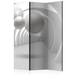 Basera® 3-teiliger Paravent, Raumteiler, Motiv a-B-0034-z-b