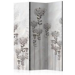 Artgeist 3-teiliges Paravent - Winter Garden [Room Dividers]