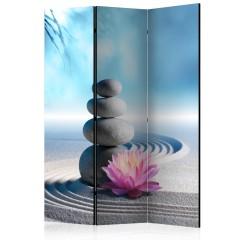 Artgeist 3-teiliges Paravent - Zen Garden [Room Dividers]