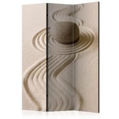 Artgeist 3-teiliges Paravent - Zen: Balance [Room Dividers]