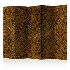 Artgeist 5-teiliges Paravent - Celtic Treasure II [Room Dividers]