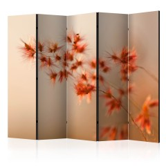Artgeist 5-teiliges Paravent - Closer to nature II [Room Dividers]