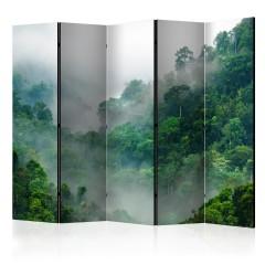 Artgeist 5-teiliges Paravent - Morning Fog II [Room Dividers]
