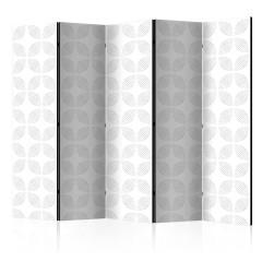 Artgeist 5-teiliges Paravent - Symmetrical Shapes II [Room Dividers]