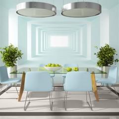 Selbstklebende Fototapete - Celadon Respite