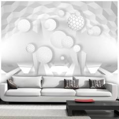 Basera® Selbstklebende Fototapete modernes Motiv a-A-0177-a-a, mit UV-Schutz