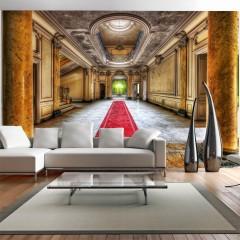 Selbstklebende Fototapete - Das Geheimnis von Marmor