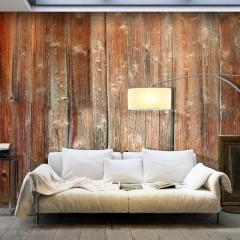 Basera® Selbstklebende Fototapete Holzmotiv f-A-0514-x-a, mit UV-Schutz