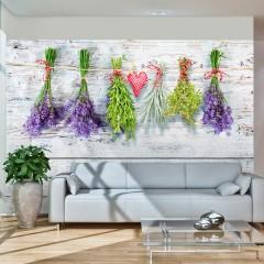 Basera® Selbstklebende Fototapete Küchenmotiv 10110906-150, mit UV-Schutz
