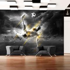 Basera® Selbstklebende Fototapete Sportmotiv 10110907-6, mit UV-Schutz
