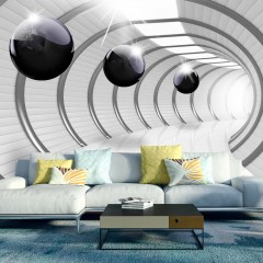 Basera® Selbstklebende Fototapete 3D-Motiv a-C-0044-a-a, mit UV-Schutz