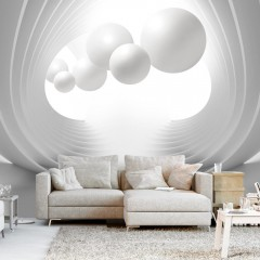 Basera® Selbstklebende Fototapete 3D-Motiv a-B-0075-a-a, mit UV-Schutz
