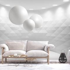 Selbstklebende Fototapete - Geometric Room
