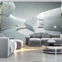 Basera® Selbstklebende Fototapete 3D-Motiv a-A-0169-a-b, mit UV-Schutz