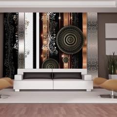 Basera® Selbstklebende Fototapete modernes Motiv 10110901-13, mit UV-Schutz