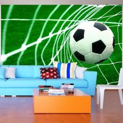 Basera® Selbstklebende Fototapete Sportmotiv 101102-3, mit UV-Schutz