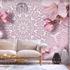 Selbstklebende Fototapete - Pastel Mandala