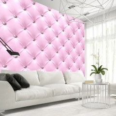Selbstklebende Fototapete - Pink Lady