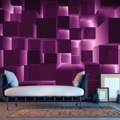 Selbstklebende Fototapete - Purple Hit