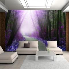 Basera® Selbstklebende Fototapete Waldmotiv c-A-0078-a-d, mit UV-Schutz