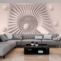 Basera® Selbstklebende Fototapete 3D-Motiv a-A-0074-a-b, mit UV-Schutz