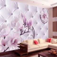 Basera® Selbstklebende Fototapete Magnoliamotiv b-C-0025-a-c, mit UV-Schutz