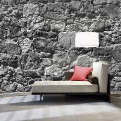 Basera® Selbstklebende Fototapete Steinmotiv f-A-0493-x-d, mit UV-Schutz