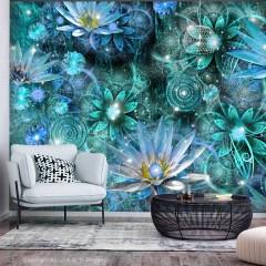 Selbstklebende Fototapete - Water Lilies