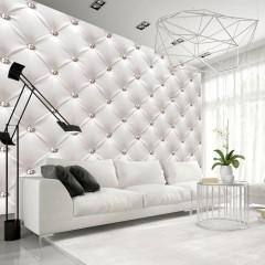 Selbstklebende Fototapete - White Elegance
