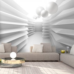 Basera® Selbstklebende Fototapete modernes Motiv a-B-0076-a-a, mit UV-Schutz
