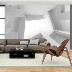 Selbstklebende Fototapete - White room