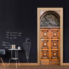 Artgeist Türtapete - Antique Doors