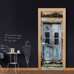 Artgeist Türtapete - Old Door