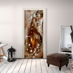 Artgeist Türtapete - Photo wallpaper – Abstraction I