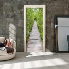 Artgeist Türtapete - The Path of Nature