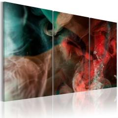 Artgeist Wandbild - Drift der Farben