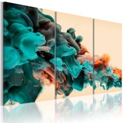 Artgeist Wandbild - Farbtiefe
