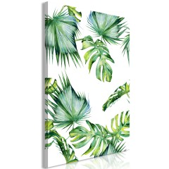 Artgeist Wandbild - Jungle Climate (1 Part) Vertical