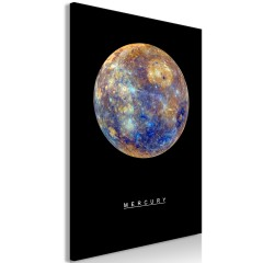 Artgeist Wandbild - Mercury (1 Part) Vertical
