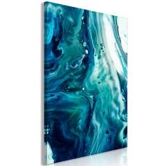 Artgeist Wandbild - Ocean's Menace (1 Part) Vertical