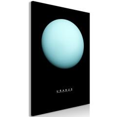 Artgeist Wandbild - Uranus (1 Part) Vertical