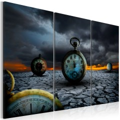 Artgeist Wandbild - Zeit der Vernichtung