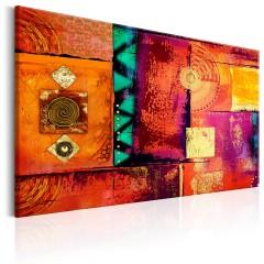 Artgeist Wandbild - Abstract Chaos