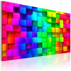 Artgeist Wandbild - Colour Depth