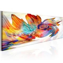 Artgeist Wandbild - Colourful Cyclone
