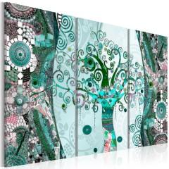 Artgeist Wandbild - Emerald Tree