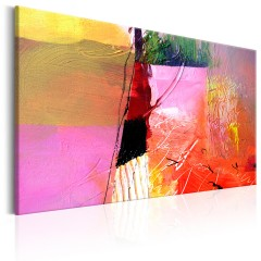 Artgeist Wandbild - Farben des Sommers